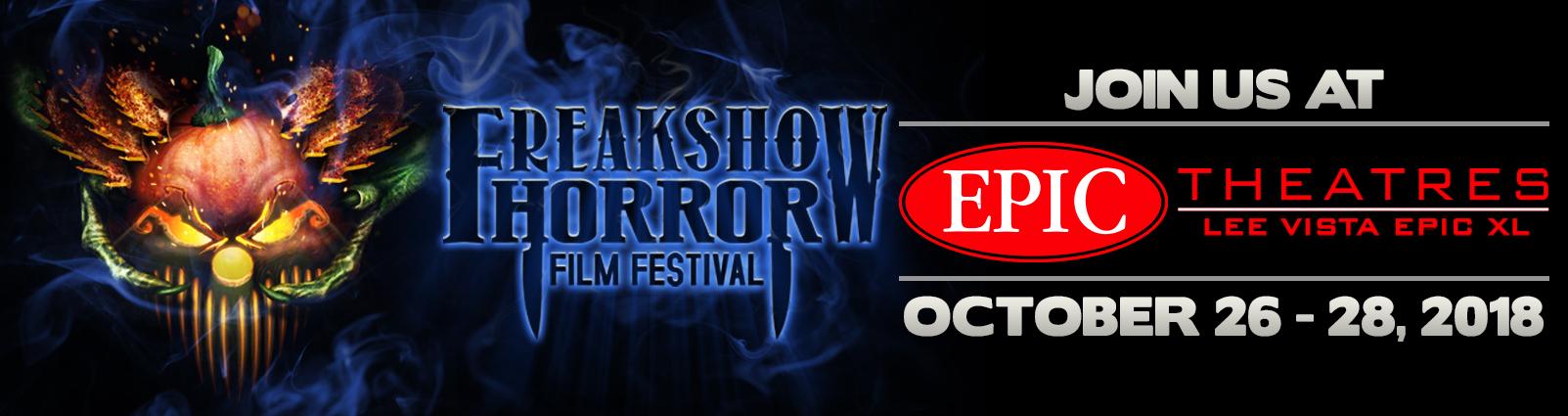 Freak Show Horror Film Festival – Official Selection