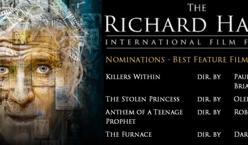 Killers Within nominated for Best Feature Film at The Richard Harris Int. Film Festival